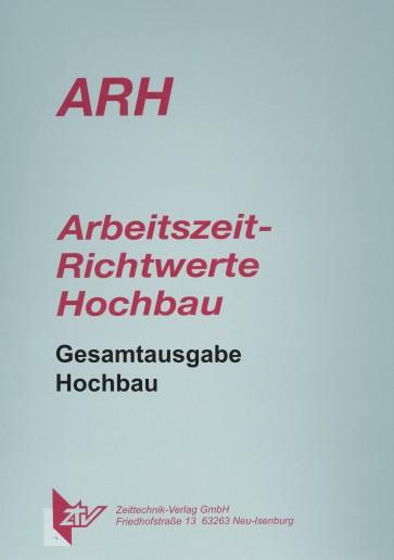 ARH Gesamtausgabe Hochbau