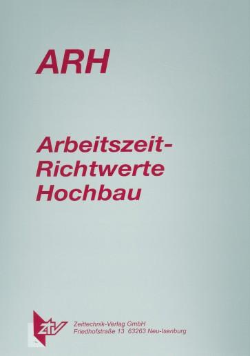ARH-Tabelle Betonarbeiten