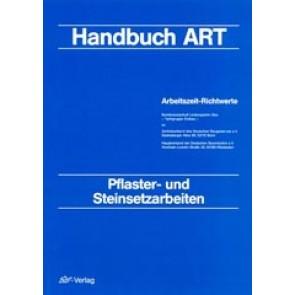 ARH-Tabelle Tiefbau Pflaster- und Steinsetzarbeiten