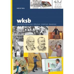 wksb Heft 65/2011