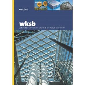 wksb Heft 63/2010